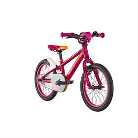 Cube Kid 160 Barncykel pink